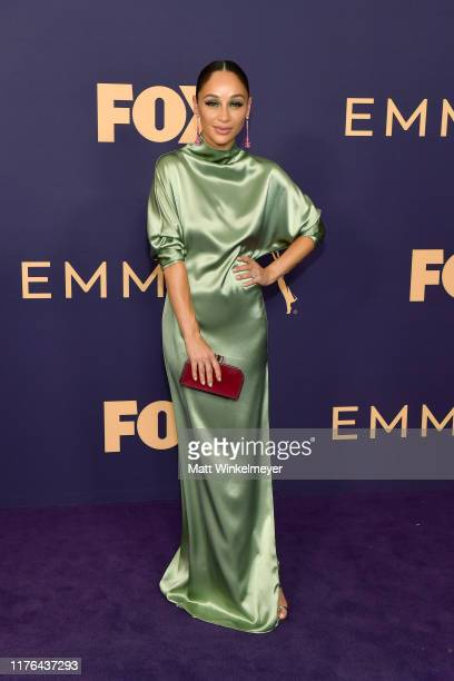 Cara Santana attends the 71st Emmy Awards at Microsoft Theater on September 22, 2019 in Los Angeles, California.