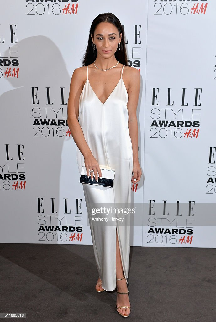 Cara Santana attends The Elle Style Awards 2016 on February 23, 2016 in London, England.