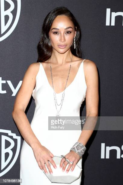 Cara Santana attends the InStyle And Warner Bros Golden Globes After Party 2019 at The Beverly Hilton Hotel on January 6 2019 in Beverly Hills...