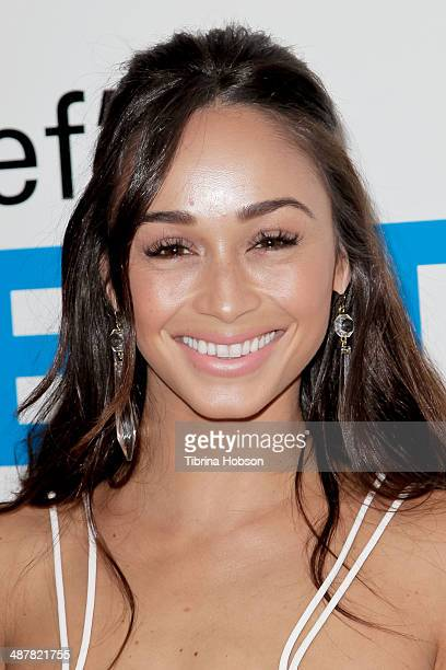 Cara Santana attends the UNICEF next generation Los Angeles at SkyBar at the Mondrian Los Angeles on May 1 2014 in West Hollywood California