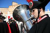 vatican city vatican carabiniere italian special