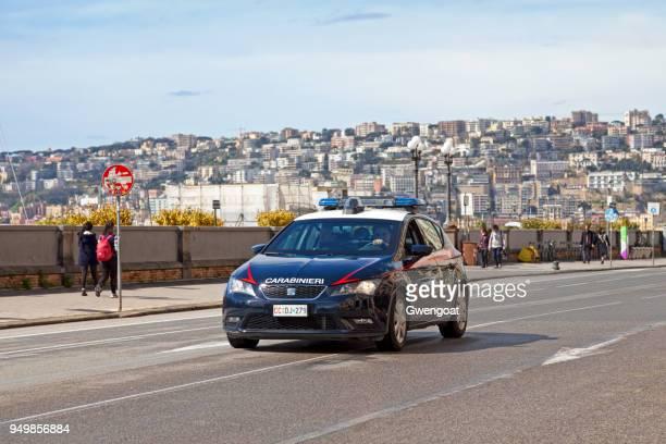 Carabinieri car