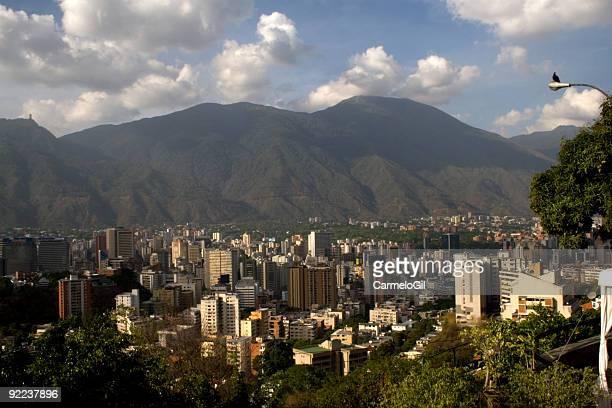 Caracas ein los Kuchen del Avila