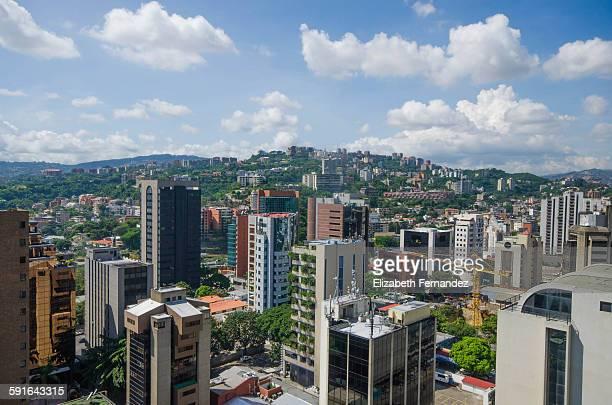 Caracas cityscape