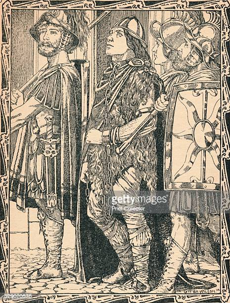 Caractacus 1902 King of the British tribe of Trinovantes and the son of Cunobelinus Caratacus' kingdom embracing the Atrebates of Hampshire and...