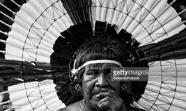 carajá - índia - fotografias e filmes do acervo