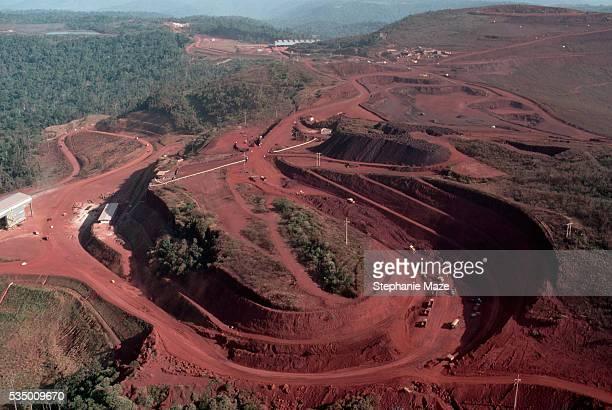 Carajas Iron Ore Mine