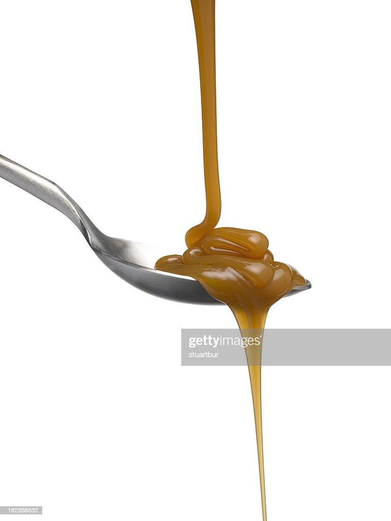 caramel : Stock Photo