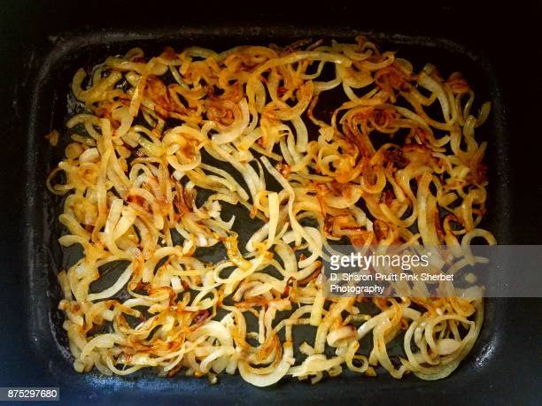Caramelized Onions in Electric Skillet