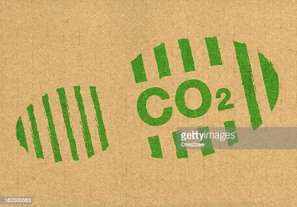 co2 carbon footprint - carbon dioxide stock photos and pictures