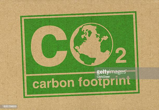 co2 carbon footprint - carbon footprint stock pictures, royalty-free photos & images