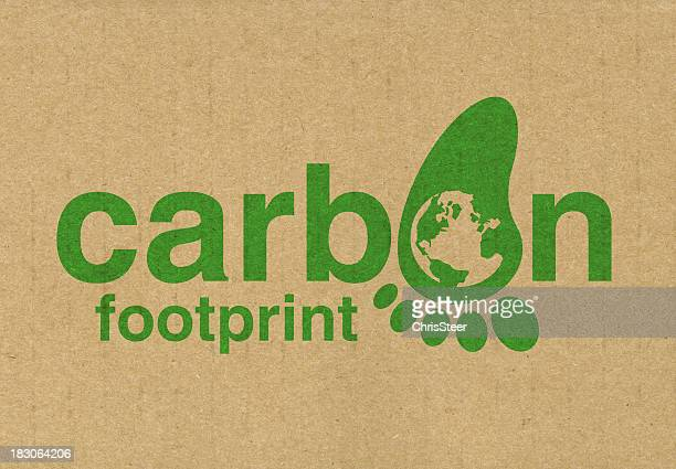 carbon footprint - carbon footprint stock pictures, royalty-free photos & images