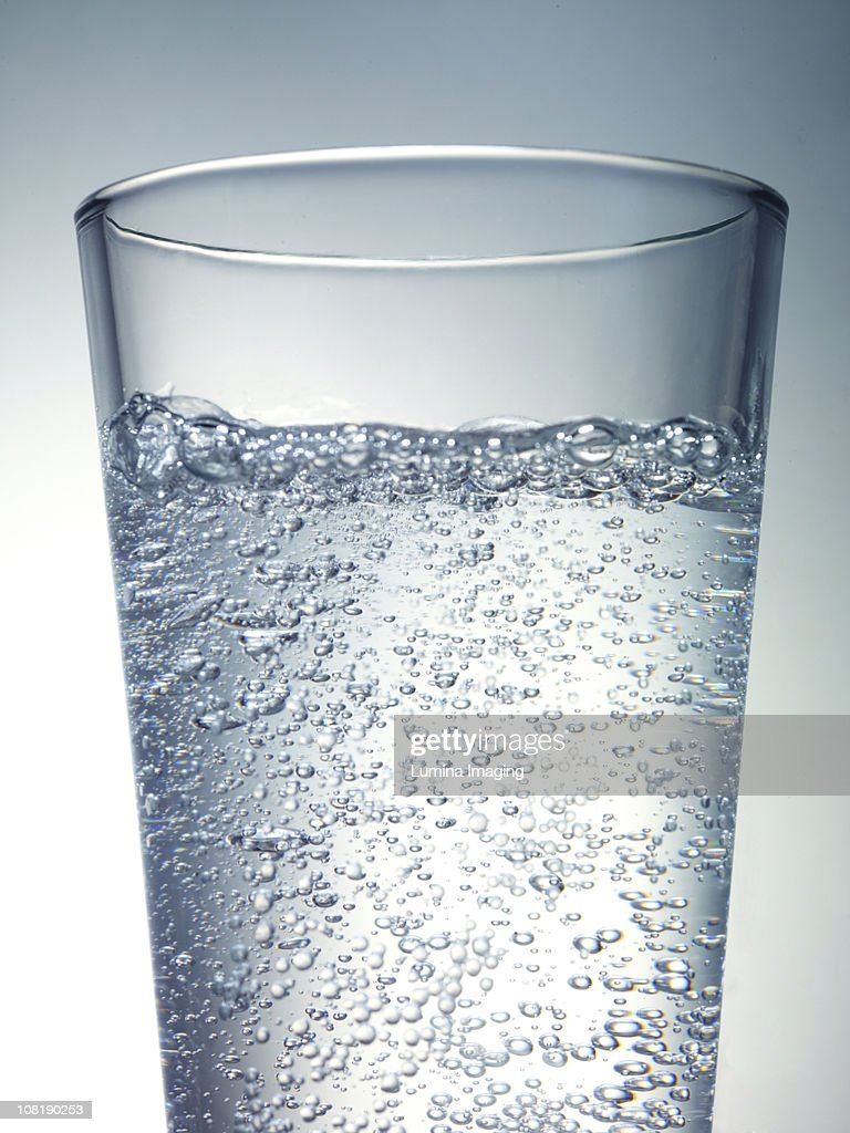 carbonated liquid : Stock Photo