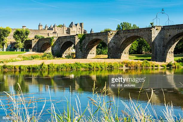 carcasonne - carcassonne stock pictures, royalty-free photos & images