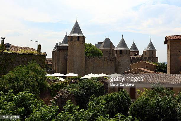 Carcassone was founded by the Visigoths in the fifth century, though the Romans had fortified the settlement earlier. The fortress, which was...
