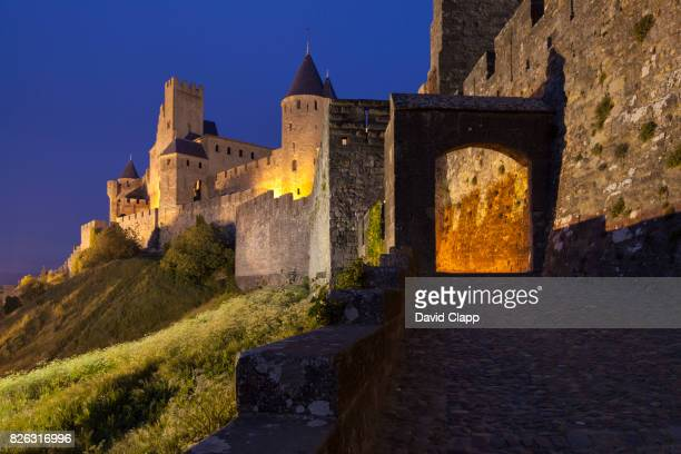 Carcassonne, Languedoc, France