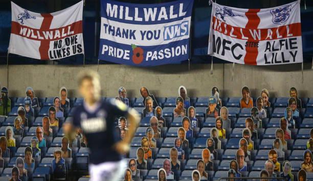 GBR: Millwall v Reading - Sky Bet Championship
