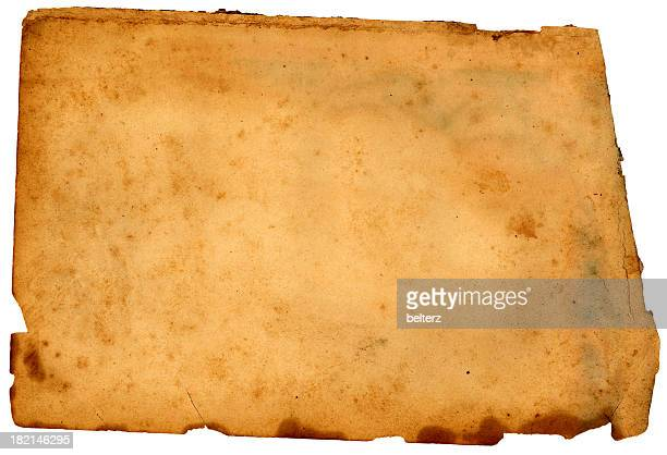 card fragment - old parchment background burnt stock photos and pictures