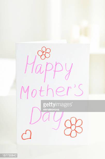 card 'Happy Mother's Day'