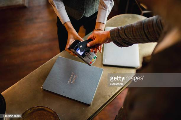 card payment for my stay - paying stock pictures, royalty-free photos & images