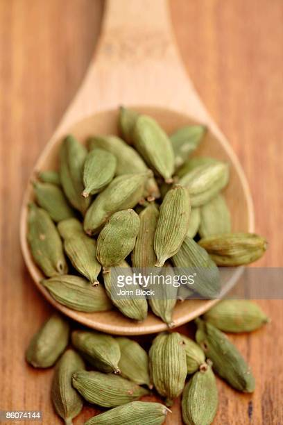 cardamom pods - cardamom stock photos and pictures