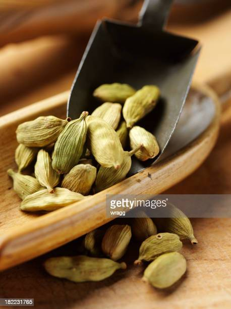 cardamon seeds - cardamom stock photos and pictures