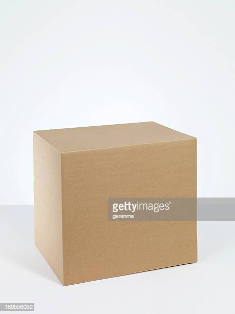 cardboard box - carton stock photos and pictures