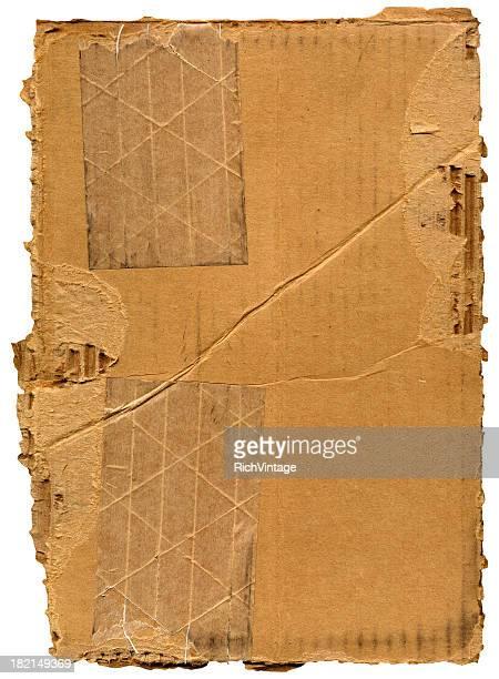 Cardboard Chunk Background