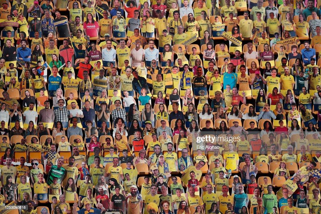Villarreal CF v Valencia CF  - La Liga : News Photo