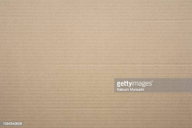 Cardboard texture background