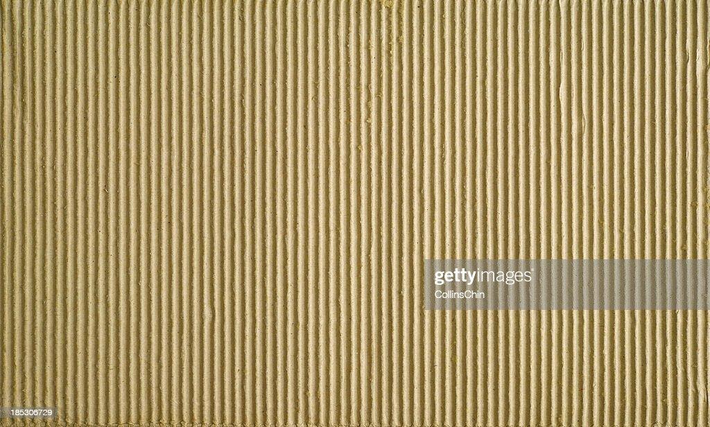 Cardboard Texture : Stock Photo