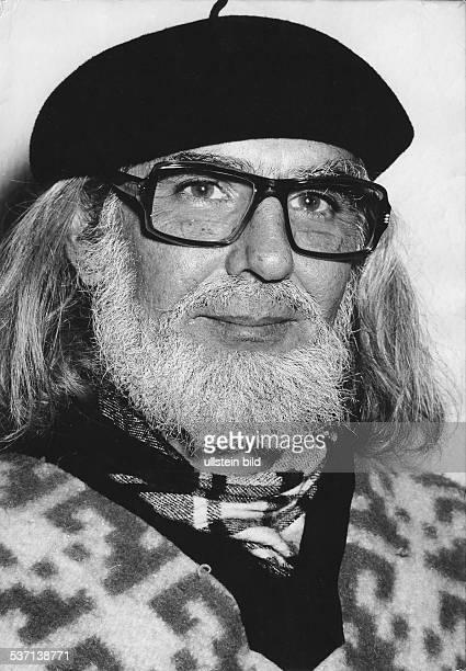 Cardenal Ernesto Schriftsteller Geistlicher Politiker Nicaragua Portrait Traeger des Friedenspreises des deutschen Buchhandels 1980 1980