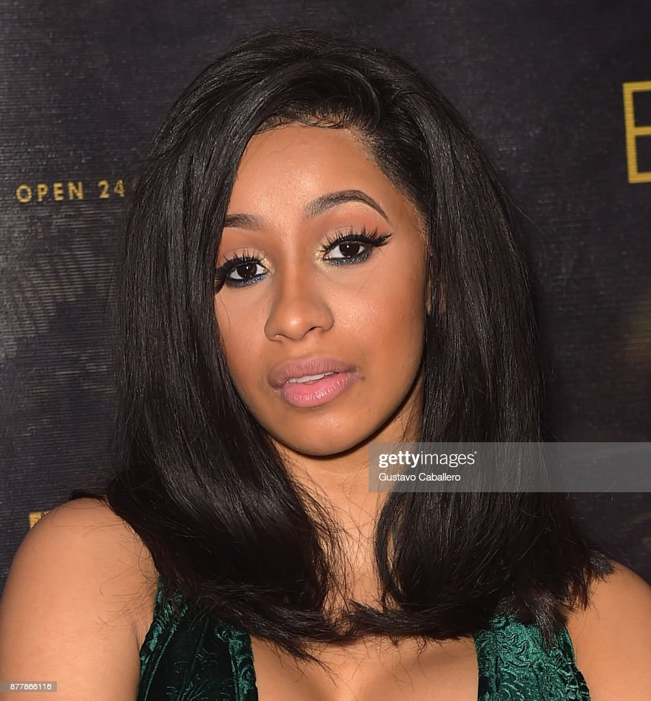 Cardi B Live Performance At E11EVEN MIAMI