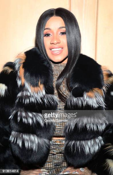 Cardi B at Rolling Stone Live Minneapolis presented by MercedesBenz and TIDAL Produced in partnership with Talent Resources Sports on February 2 2018...