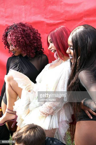 Cardi B attends Day 9 of the 2017 SXSW Conference And Festivals on March 18 2017 in Austin Texas