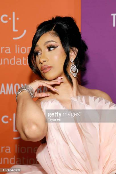 Cardi B attends the 5th Annual Diamond Ball benefiting the Clara Lionel Foundation at Cipriani Wall Street on September 12, 2019 in New York City.