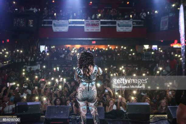 Cardi B performs at Revolution Live on September 25 2017 in Fort Lauderdale Florida