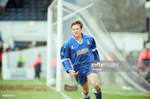 Cardiff 1-4 Fulham, League Division 3 match at Cardiff City Stadium, Saturday 9th March 1996.