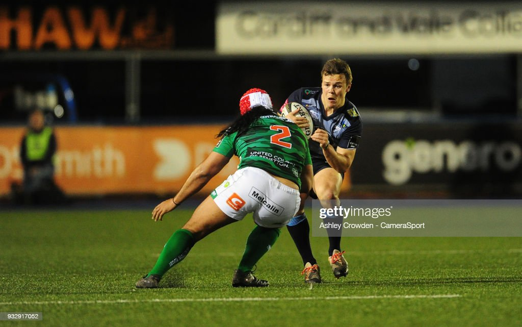 Cardiff Blues v Benetton Rugby - Guinness Pro14  Round 17