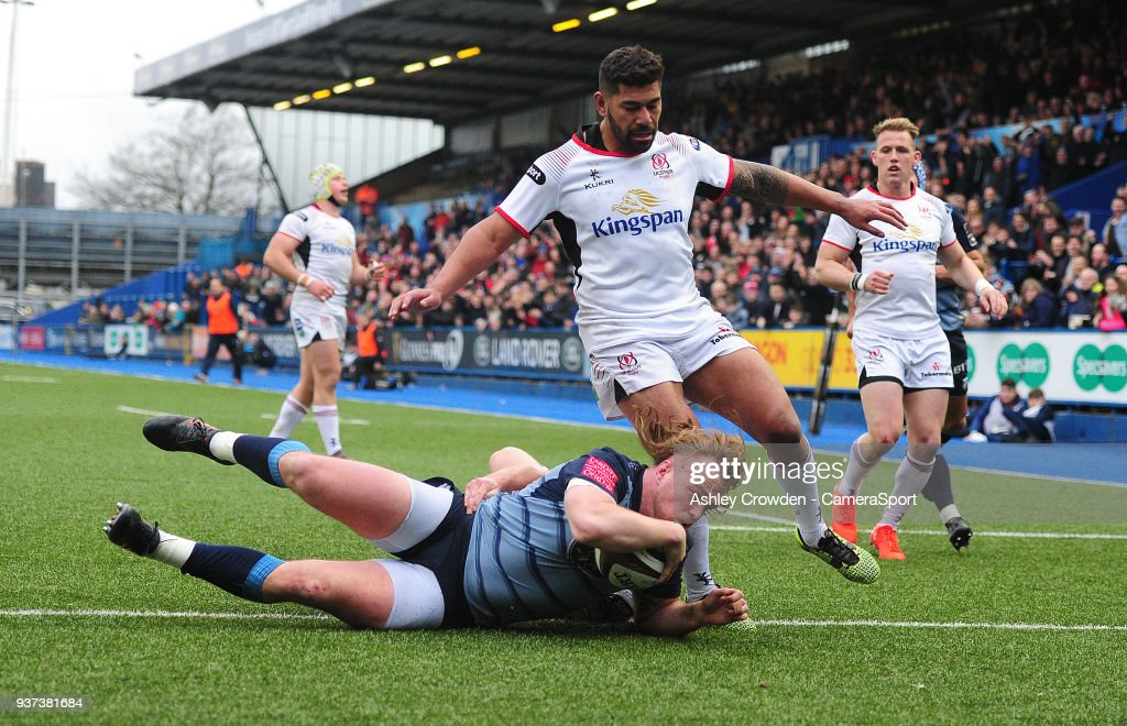 Cardiff Blues v Ulster Rugby - Guinness Pro14  Round 18