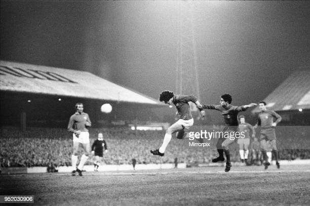Cardiff City 1-0 Real Madrid 1971 Cup Winners Cup Quarter-final, 1st leg Cardiff welcomed Real Madrid to Ninian Park for the first leg of the Cup...