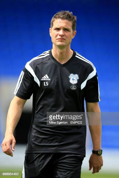 Cardiff City Head of Fitness Conditioning Lee Southernwood