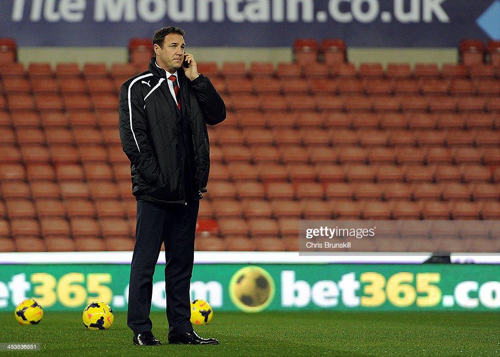 Stoke City v Cardiff City - Premier League : News Photo