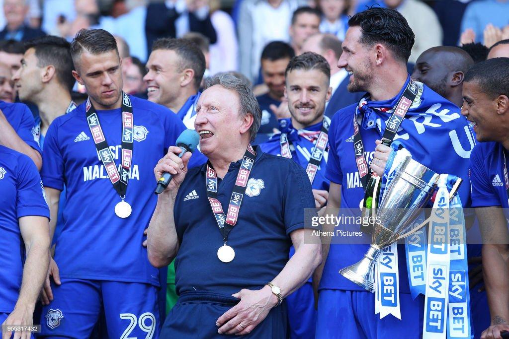 Cardiff City v Reading - Sky Bet Championship : News Photo