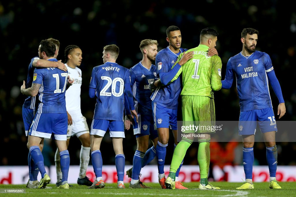 Leeds United v Cardiff City - Sky Bet Championship : News Photo