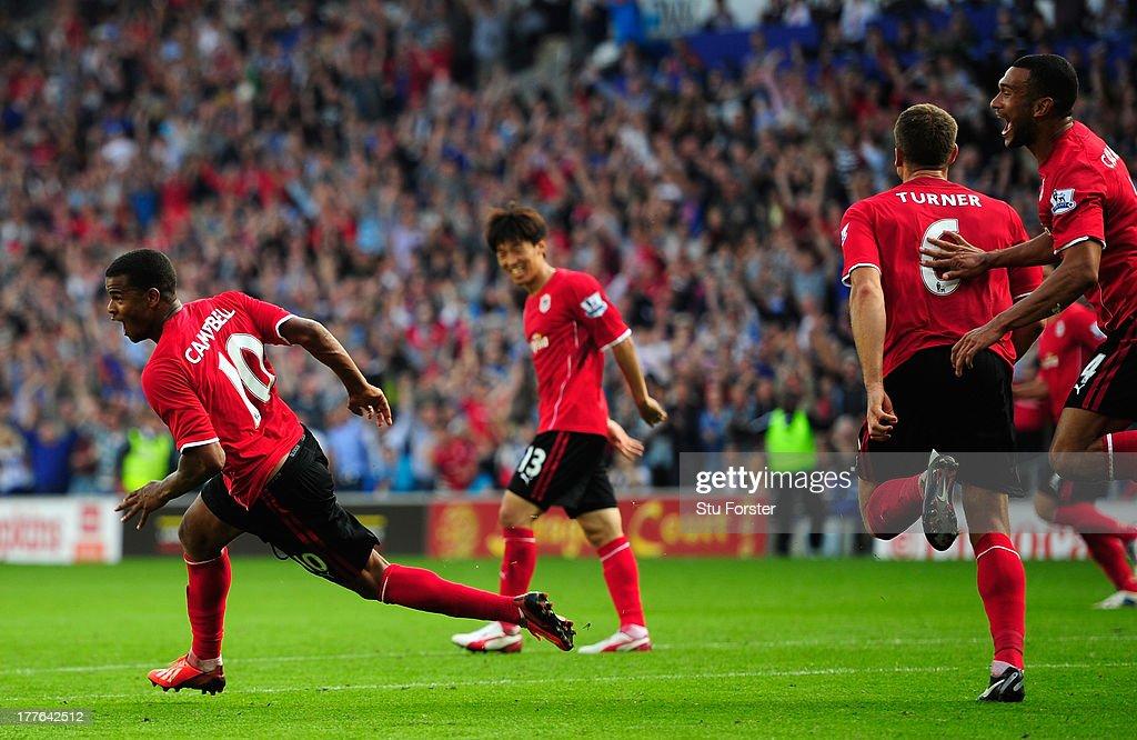 Cardiff City v Manchester City - Premier League : News Photo