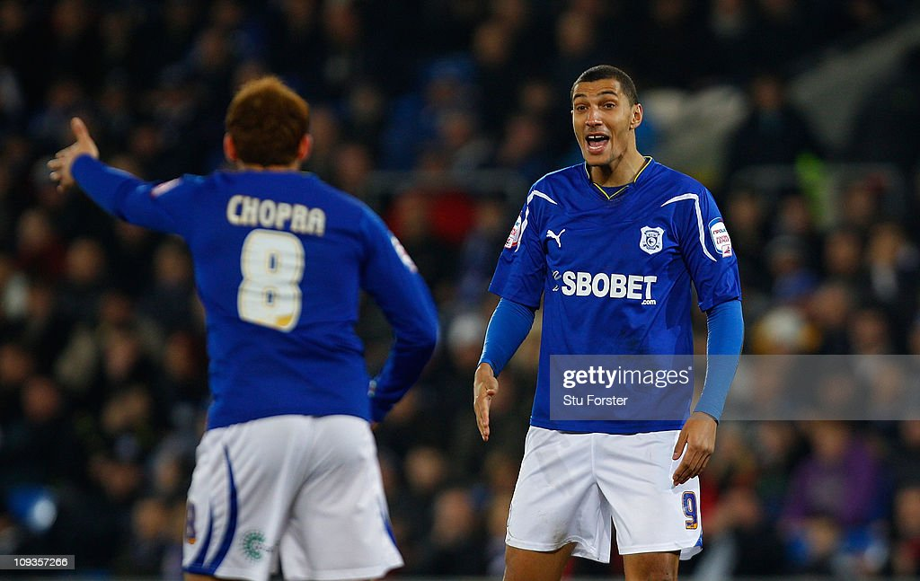 Cardiff City v Leicester City - npower Championship : News Photo