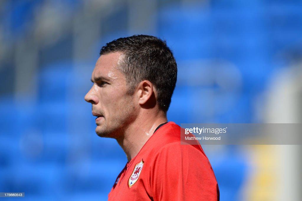 Cardiff City v Chievo - Pre Season Friendly : News Photo