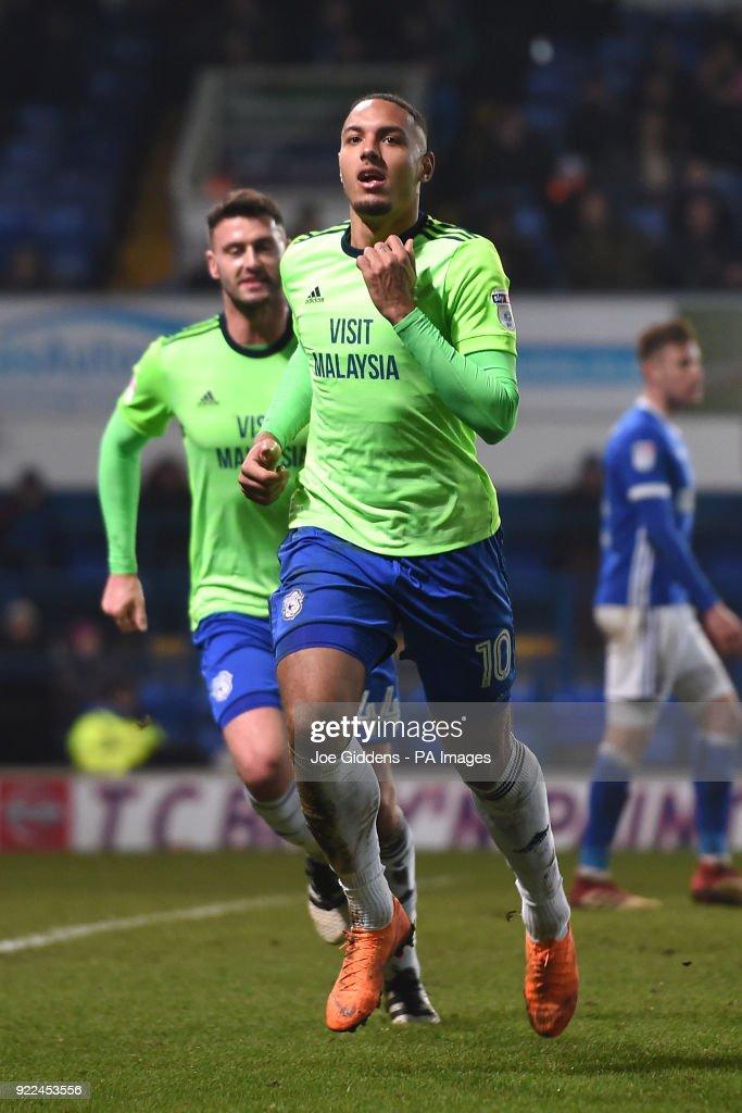 Ipswich Town v Cardiff City - Sky Bet Championship - Portman Road : News Photo