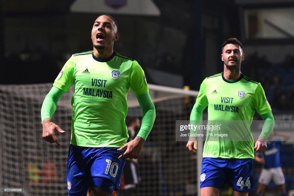 Ipswich Town v Cardiff City - Sky Bet Championship - Portman Road : ニュース写真